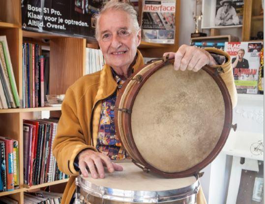 John Engels Vintage Drumveiling op 27 oktober