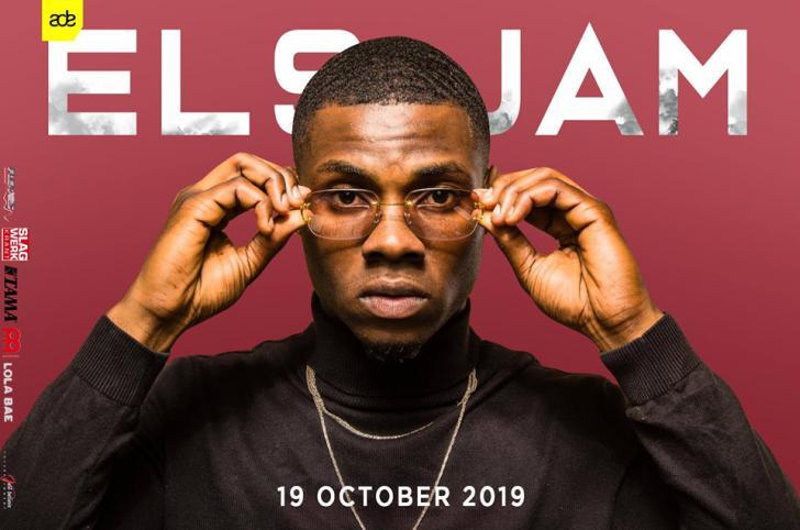 Els Jam #1 tijdens ADE - de jam van Emmanuel Afriyie