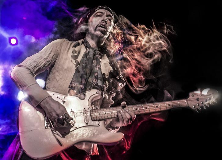 Gitaar spelen als Jimi Hendrix? Kom 2-11 naar de clinic met Randy Hansen!