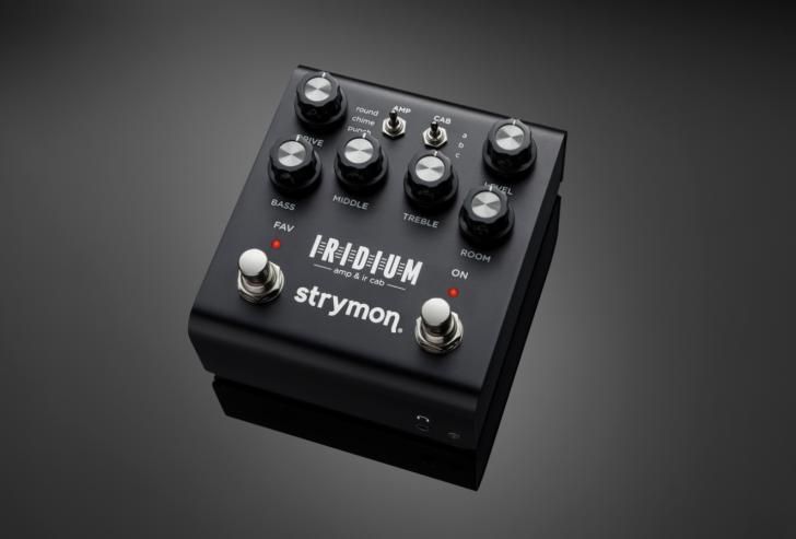 Strymon Iridium: ampmodeling op je pedalboard