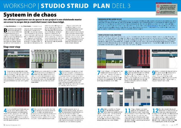 Workshop Studio Strijdplan 3