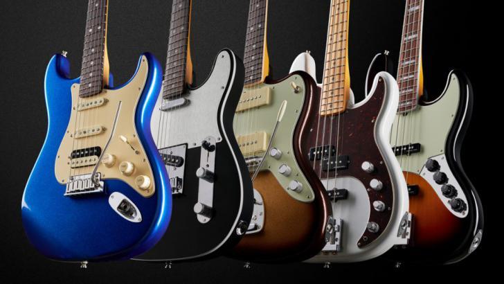 Fender vernieuwt met de American Ultra serie