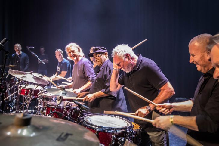 Herfstfest foto- en videoverslag - hét drumfestival van 2019
