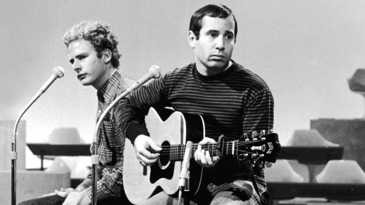 Riff van de maand: Simon & Garfunkel - A Hazy Shade Of Winter