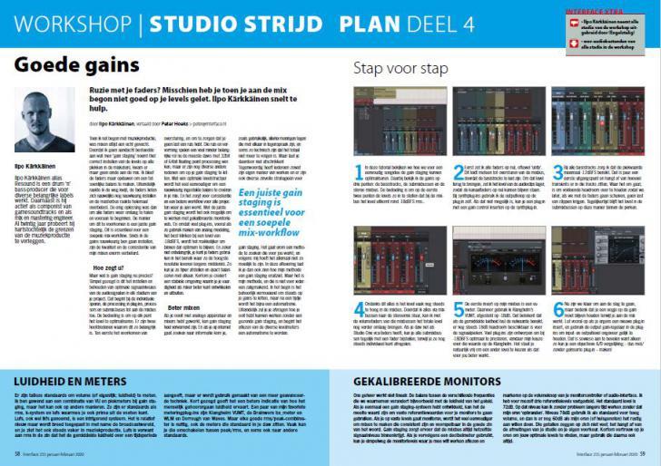 Workshop Studio Strijdplan 4