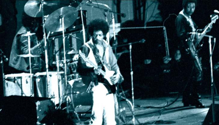 Release van de week: Jimi Hendrix - Songs For Groovy Children: The Fillmore East Concerts
