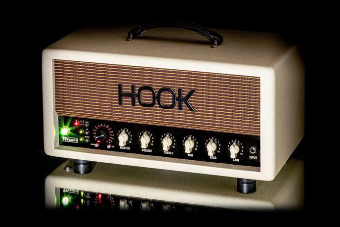 Hook Amps' nieuwe alleskunner: de Wizard