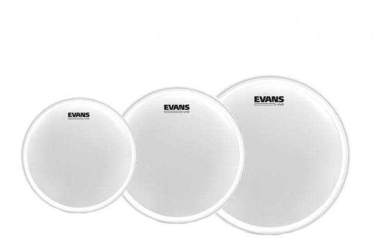 Evans UV2 dubbellaags vel met speciale coating