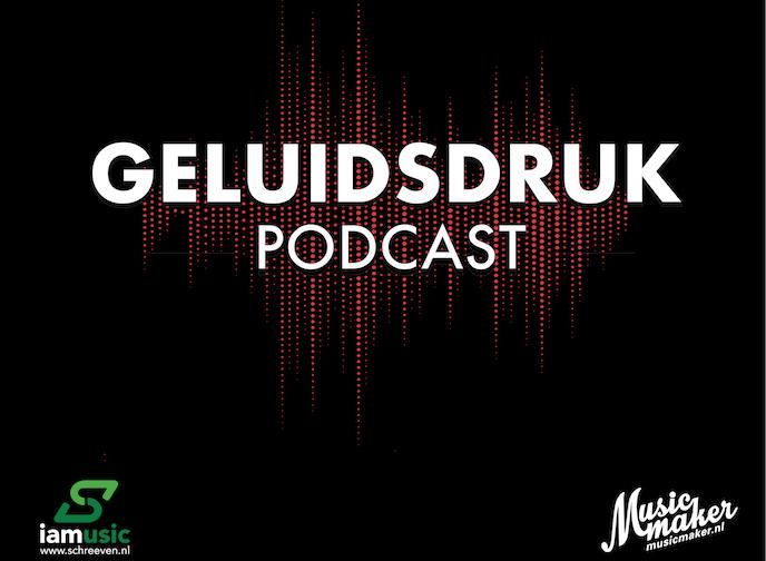 Podcast Geluidsdruk - alle afleveringen!