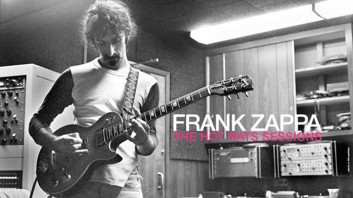 Release van de week Frank Zappa - The Hot Rats Sessions