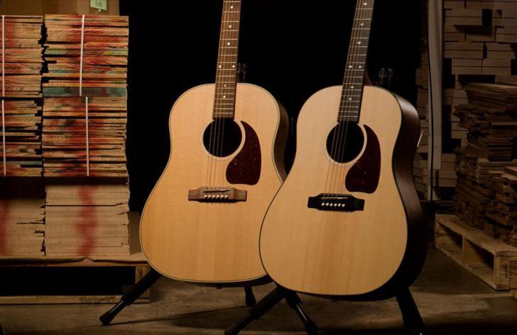 Review van de Gibson G-45 Studio akoestische gitaar