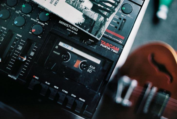 Release van de week: DeWolff - The Tascam Tapes