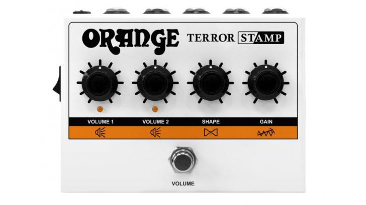 Namm Show 2020 - deel 8: Orange Terror Stamp pedaalversterker