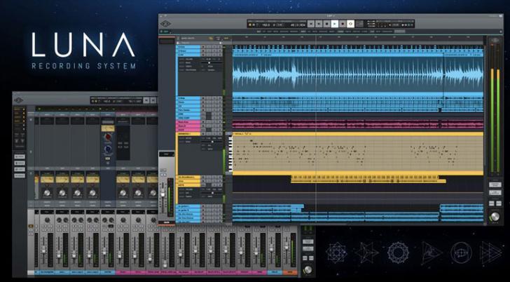 Namm 2020 beursnieuws - Universal Audio LUNA