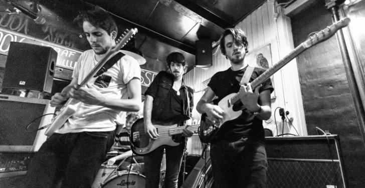 Jamtrack: indie-bluesrock