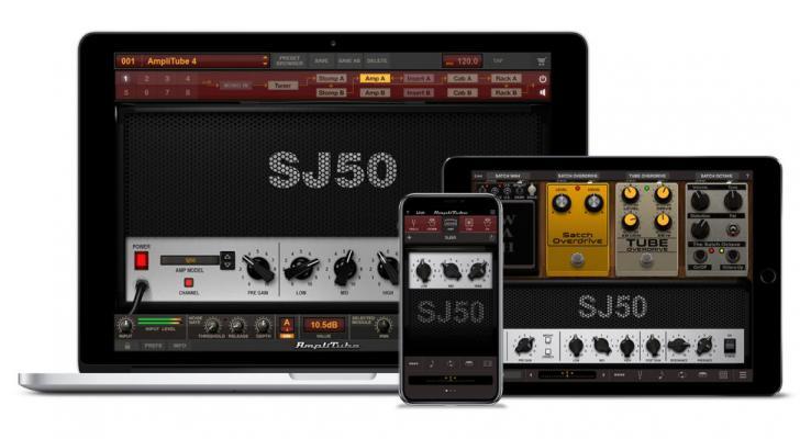 NAMM 2020 beursnieuws: de beste sounds van Joe Satriani in AmpliTube app