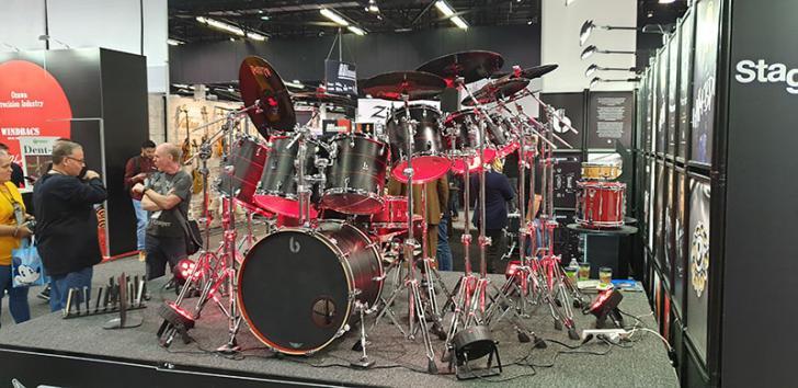 NAMM Show 2020 - British Drum Company