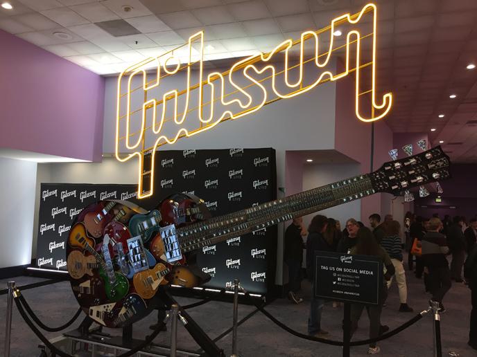 Namm Show 2020 - Gibson USA en Acoustic