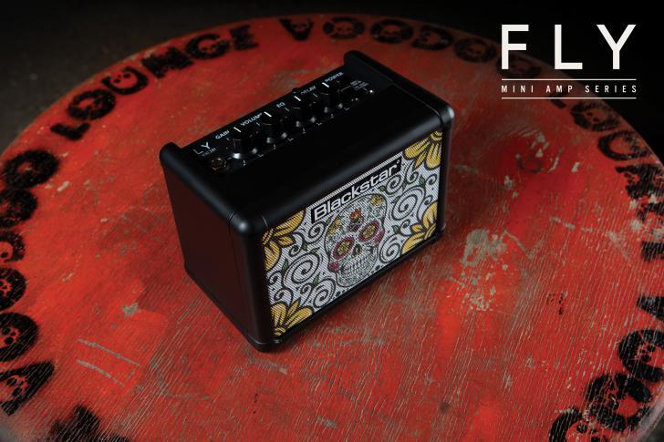 Een Blackstar Fly 3 mini-amp naar keuze cadeau bij tweejaarabonnement Gitarist!