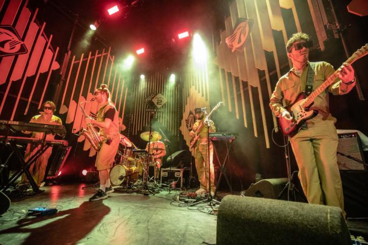 Reportage over de gitaristen op Eurosonic Noorderslag 2020