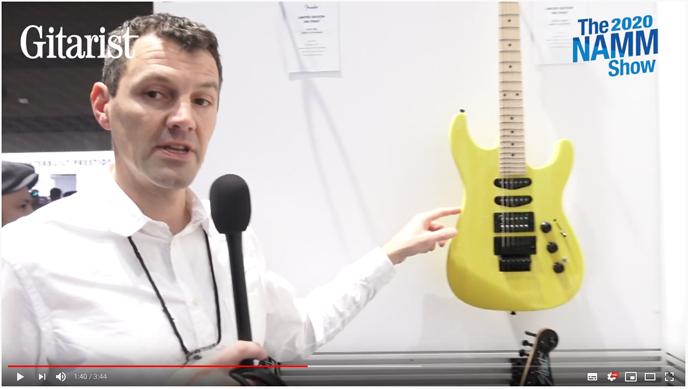NAMM 2020 beursnieuws: Fender