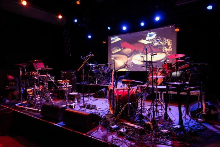 Hybrid Drums Experience event in Q-Factory Amsterdam - 10 maart 2020