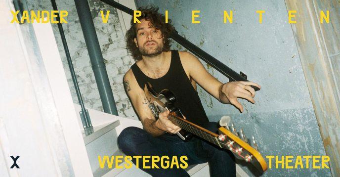 Xander Vrienten met vrienden naar WestergasTheater