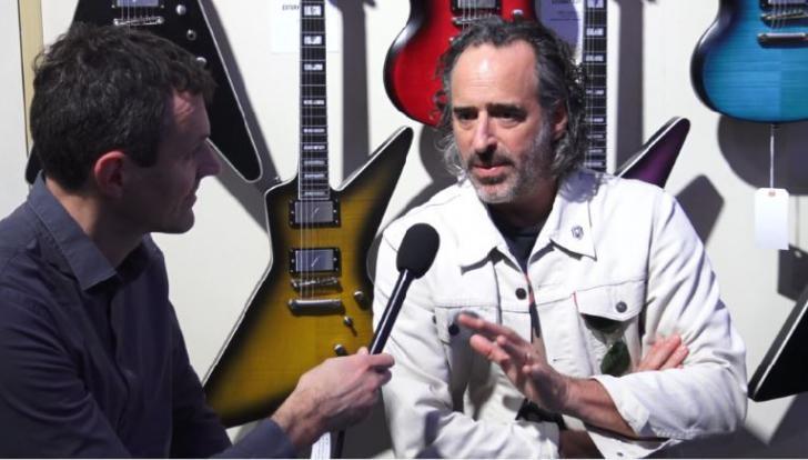 Video-interview met Gibson CEO James JC Curleigh tijdens NAMM 2020
