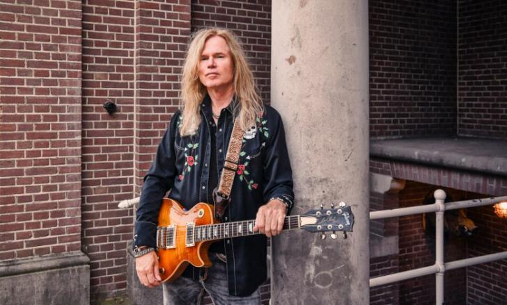 Ad Vandenberg - Metalgitarist van het jaar Benelux  - Gitarist Poll Awards 2020