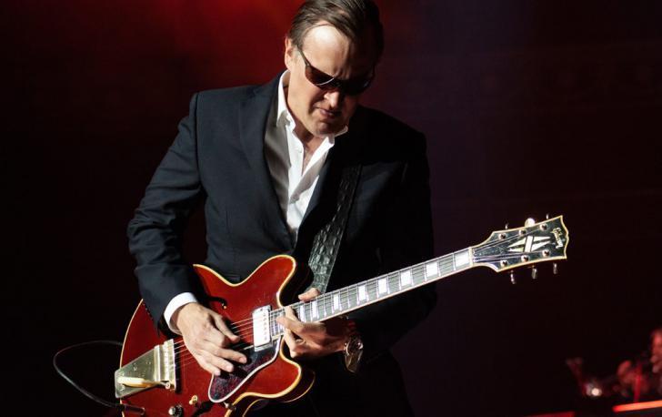 Joe Bonamassa - Blues(rock)gitarist van het jaar Wereld - Gitarist Poll Awards 2020