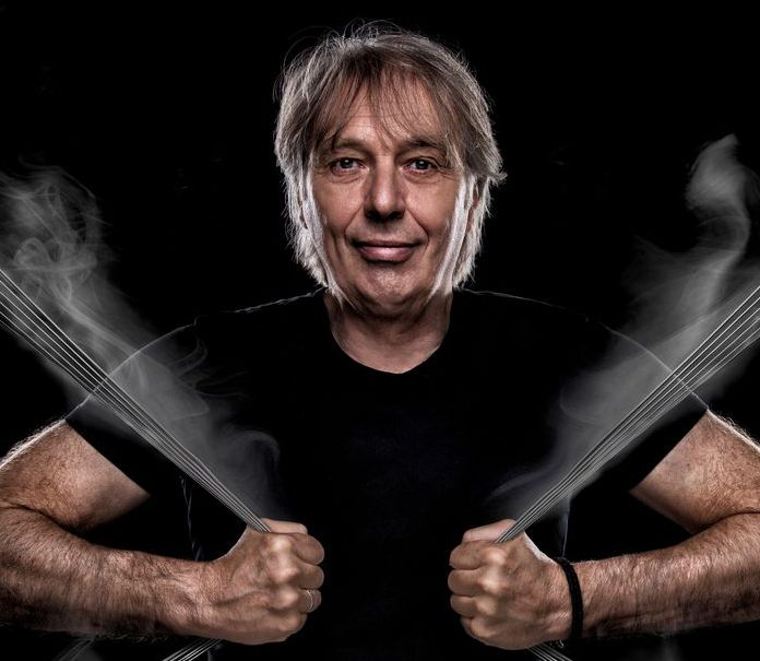 Harry Sacksioni - Akoestische gitarist van het jaar Benelux - Gitarist Poll Awards 2020