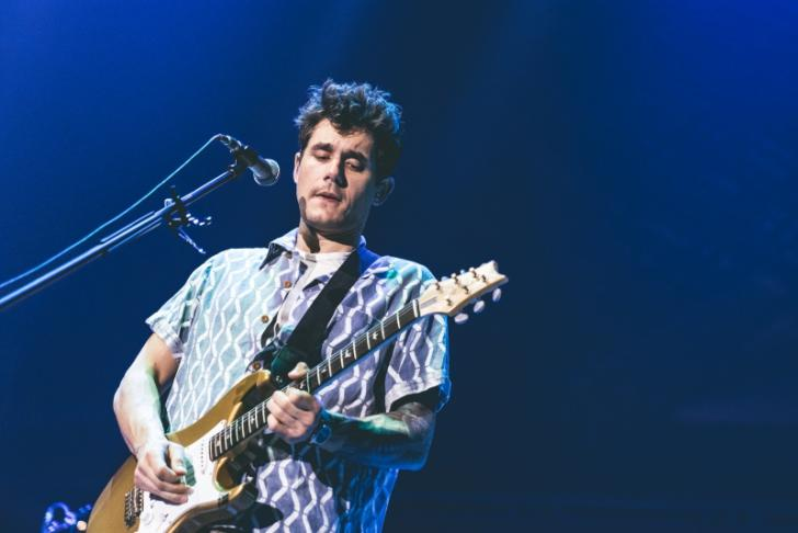 John Mayer - Pop/rockgitarist van het jaar Wereld - Gitarist Poll Awards 2020
