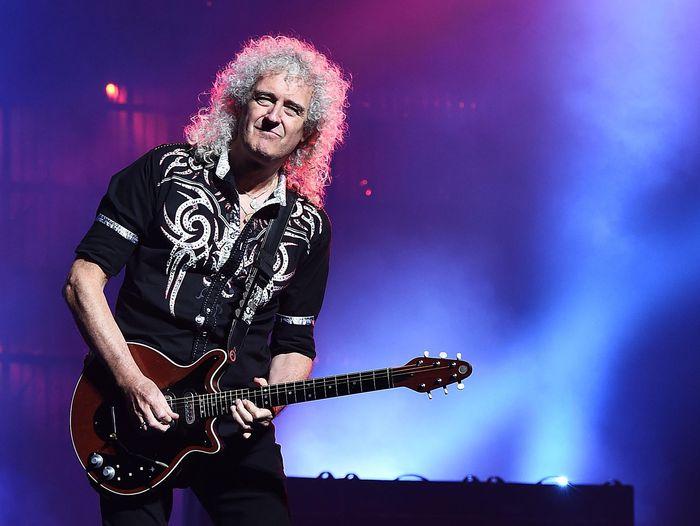 Brian May - All Time Favorite Gitarist Wereld - Gitarist Poll Awards 2020