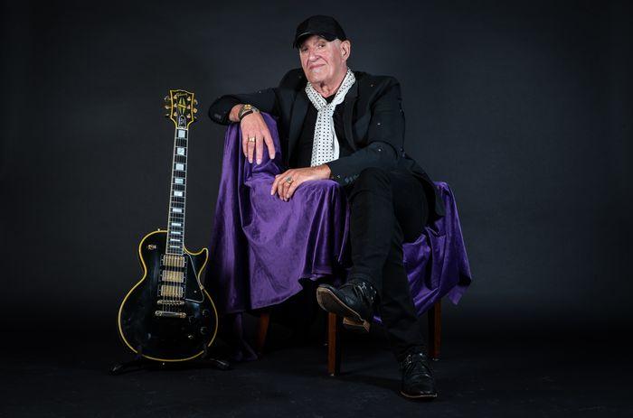 Jan Akkerman - Pop/rockgitarist van het jaar Benelux - Gitarist Poll Awards 2020