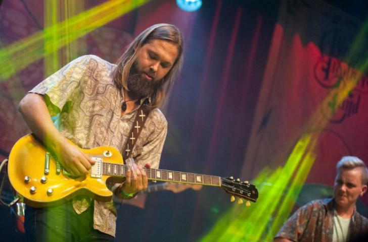 Leif de Leeuw - Blues(rock)gitarist van het jaar Benelux - Gitarist Poll Awards 2020