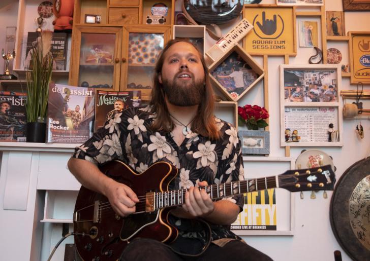 Leif de Leeuw - Gitarist van het jaar Benelux - Gitarist Poll Awards 2020