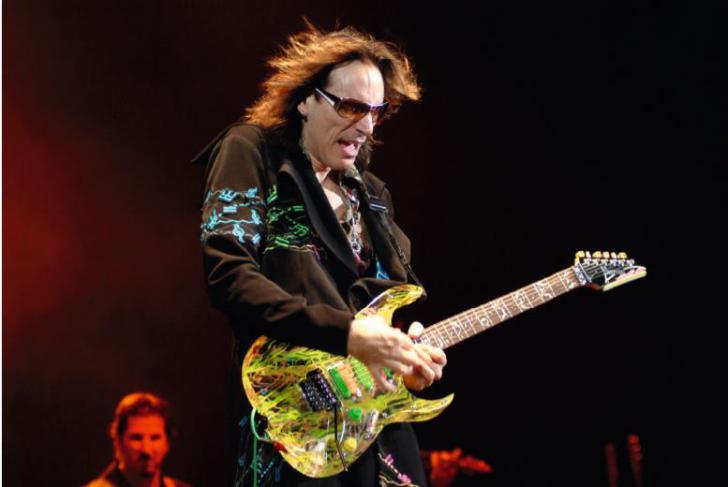 Steve Vai - Metalgitarist van het jaar Wereld - Gitarist Poll Awards 2020