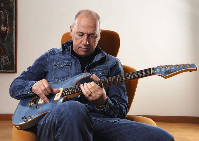 Mark Knopfler - Gitarist van het jaar Wereld - Gitarist Poll Awards 2020