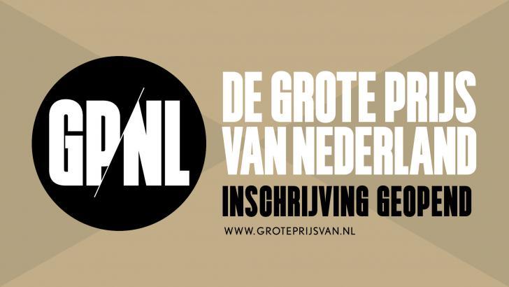 Schrijf je in voor deelname aan De Grote Prijs van Nederland - deadline 31 maart