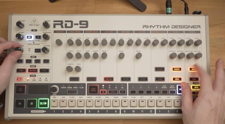 Behringer RD-9