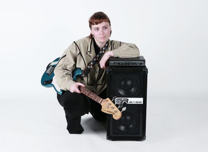 Madelief van Vlijmen endorser voor GR Bass