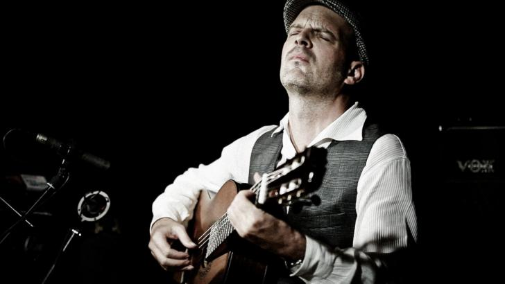 Release van de week: Wolfgang Muthspiel - Angular Blues