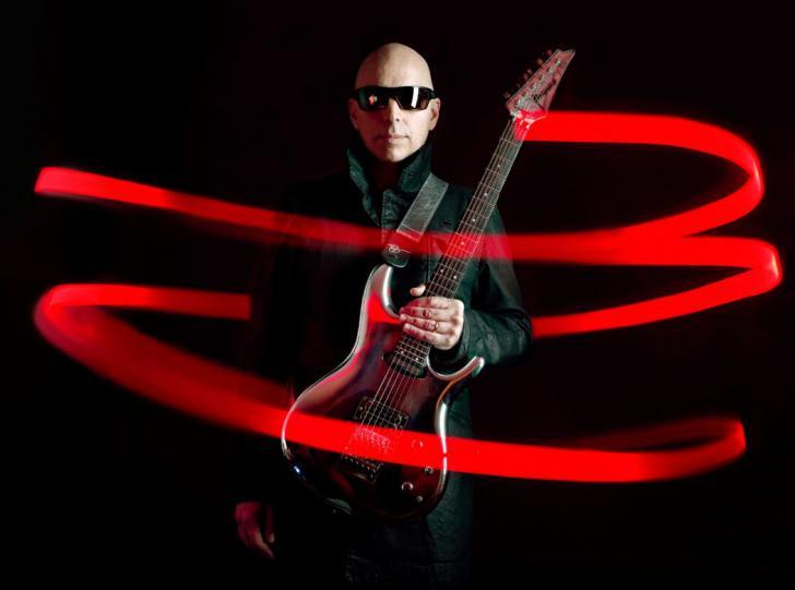 Videoserie: Joe Satriani en zijn nieuwe album Shapeshifting