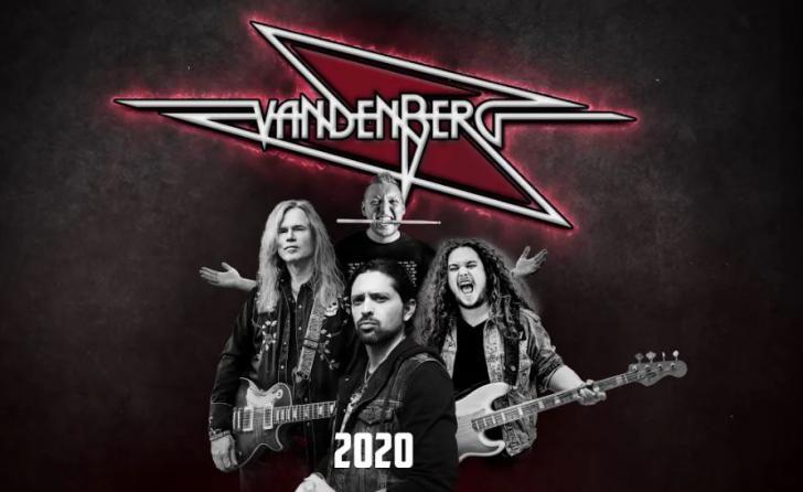 Beluister hier de previewtrack van Ad Vandenberg's Vandenberg 2020 album