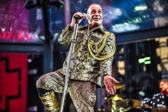 Rammstein-zanger Till Lindemann heeft corona