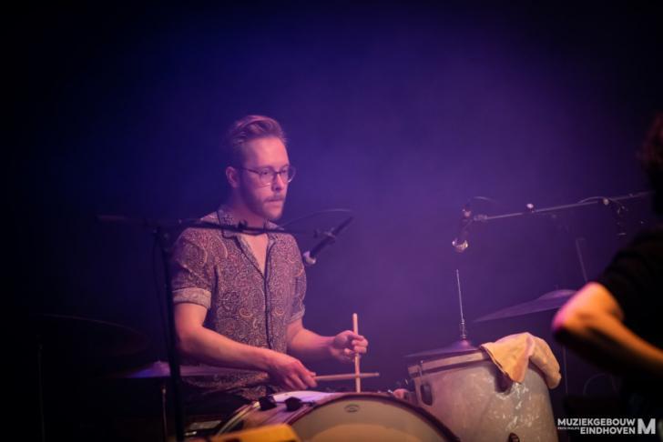 Isolated Drumtracks door Mischa Porte