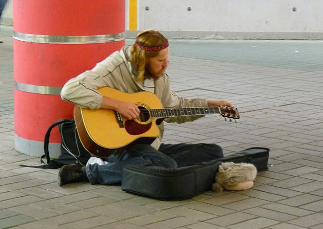 Hulp voor muzikanten