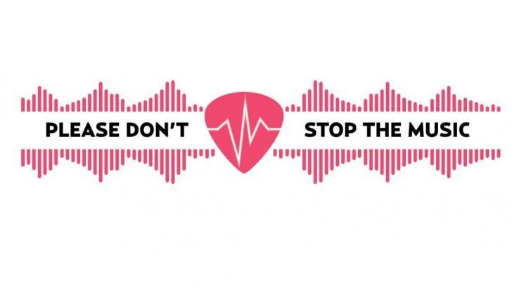 Nieuw initiatief: Please Don't Stop The Music!