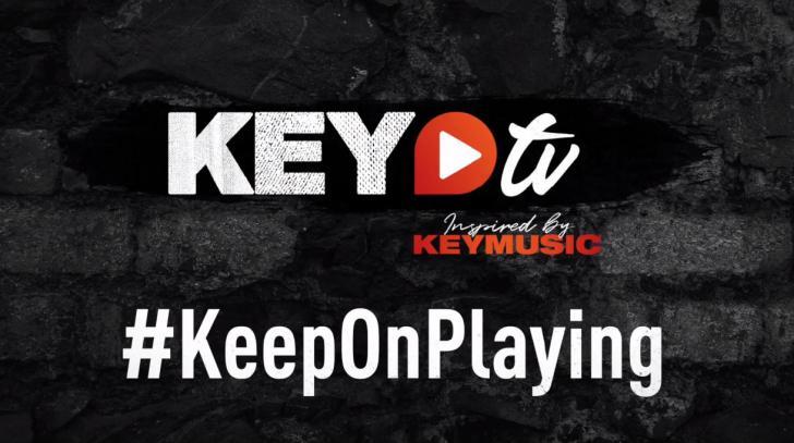Nederlandse winkels Keymusic gaan weer open