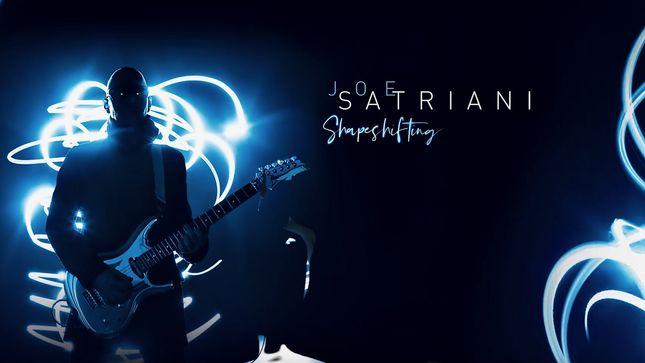 Release van de week: Joe Satriani - Shapeshifting